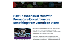 Preview of jamaican-stone.info